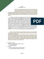 Makalah Transkripsi Dan Sintesa Protein-1