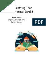 crafting true stories unit plan-2