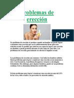 Problemas de Erección PDF GRATIS.
