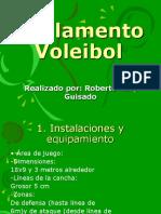 voley Reglamento volley