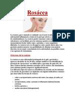 Tratamiento Para La Rosácea PDF GRATIS.