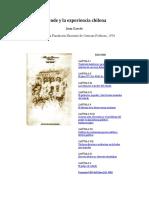 Allende y La Experiencia Chilena Joan Garces