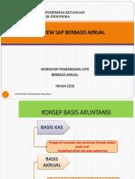 SAP Berbasis Akrual