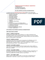 SISTEMANCIONAL DE PRESUPUESTONo1270710