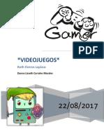VIDEOUEGOS - copia.docx