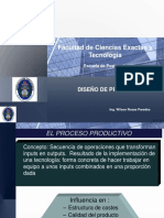 Diseño de Proceso (Adm 3)