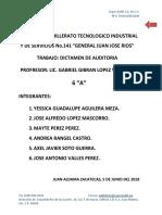 Centro de Bachillerato Tecnologico Industrial y de Servicios No 141