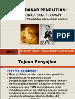 Cara Pembuatan Program Ppi