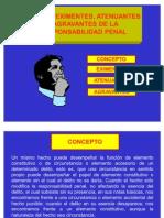 Clase 5 Atenuant, Agrav de La Respons Penal, Extincion Pres[1] - Copy