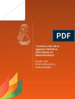 15 Departamentos Agenda Patriotica
