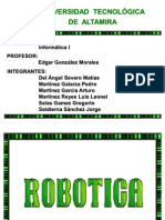 ROBOTICA I