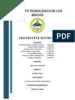 Reporte Practica Uno Lab II PV Finish