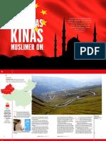 Kinas muslimer i läger, för Amnesty Press
