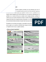 Origen Del Petroleo Informe