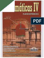 28 Matematicas IV
