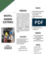 Maestria Electronica