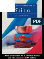 shinto dictionary