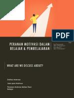 PERANAN MOTIVASI DALAM BELAJAR & PEMBELAJARAN 2.pptx