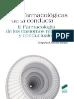 Bases farmacológicas de la conducta. Vol II - Gregorio A. Gómez-Jarabo.pdf