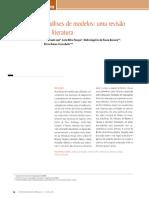 Analisis de Modelos- Revisión de La Literatura