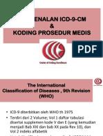 (4) Pengenalan Icd9cm & Koding Prosedur Medis-1