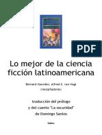 Cuentos Cortos-Ciencia Ficción Latinoamericana
