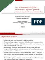 U1 General Aspects [Microeconomics, Intro]