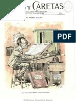Caras y Caretas (Buenos Aires). 6-5-1899, n.º 31