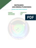Instrumen PKP NON DTP 2017 Pembangunan