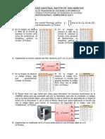 Examen Parcial de Circuitos Digitales 2013-II