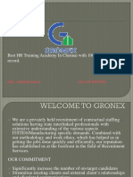 Business Automation Consultancy in Chennai