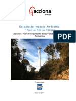 Capitulo 09 Plan de Seguimiento de Las Variables Ambientales Relevantes