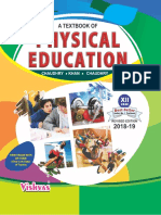 Physical Education Textbook Class 12th