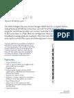 Nokia ISAM FGLT-B Datasheet