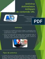 Antivirus Antimalware Anti Spam