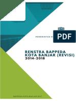 Renstra Bappeda 2014-2018
