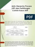 Analytic Hierarchy Process (AHP) dan Perhitungan.pdf