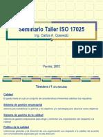 Diplomado ISO 17025 - UTP