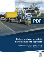 Heavy Vehicle Safety Action Plan 2016