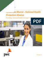 Ayushman Bharat National Health Protection Mission