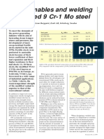 consumable and welding of modified 9 Cr-1M0 steel.pdf
