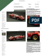 Ferrari 512m 300 Km Imola 71