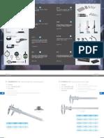 TOTIME Measuring Tools 2018-2019 Catalog