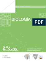 2do Biologia  BG Minedu