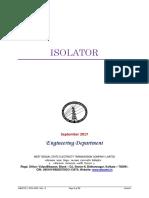 Isolator Rev 3