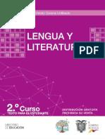 2do Lengua y Literatura BG Minedu