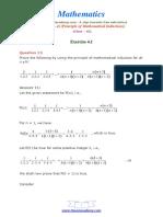 11 Maths NcertSolutions Chapter 4 2
