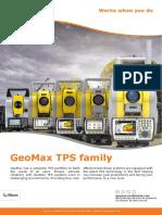 GeoMax TPS Family BRO 869976 0118 en LR