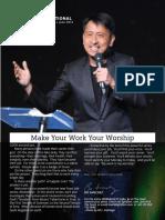 International Feast Bulletin - June 2018