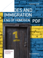 Swedes and immigration